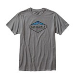 Patagonia Patagonia Men's Fitz Roy Crest Cotton/Poly T-Shirt