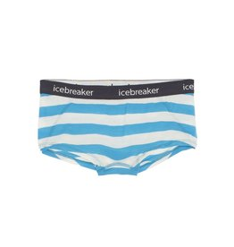 Icebreaker Icebreaker Wmns Sprite Hot pants Stripe