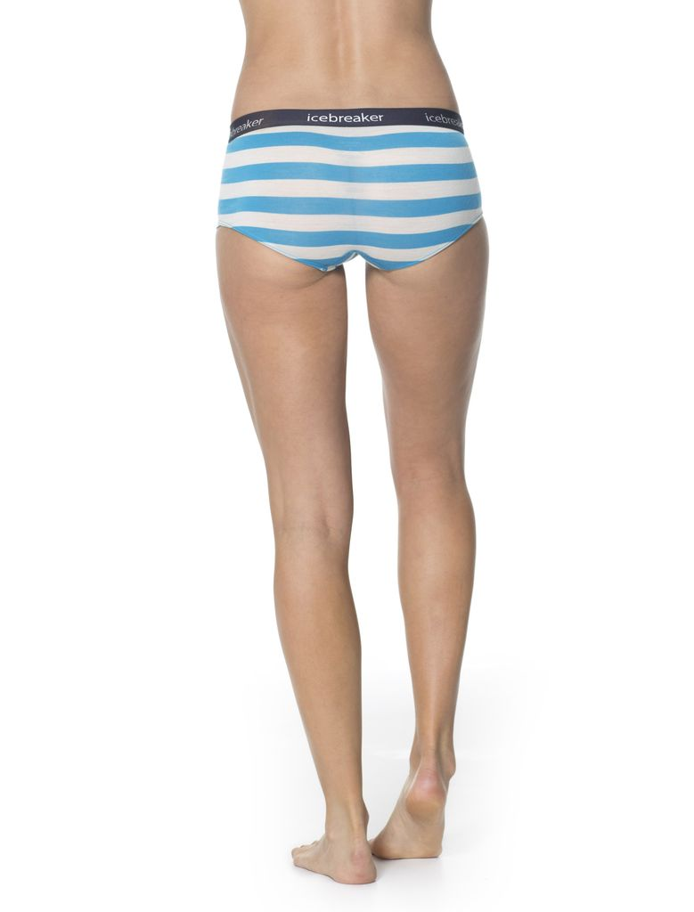 Icebreaker Icebreaker Women's Sprite Hot pants Stripe