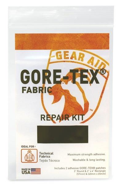Gear Aid Gear Aid Gore-Tex Fabric Repair Kit - Black