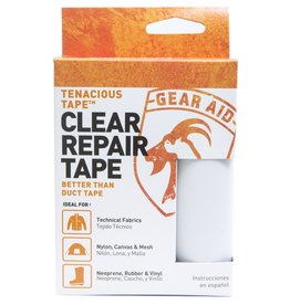 Gear Aid Gear Aid Tenacious Tape Fabric Repair Tape - Clear