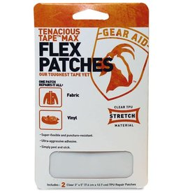 Gear Aid Gear Aid Tenacious Tape Max Flex Patches  - Clear
