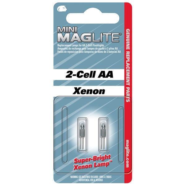 c #87510 Maglite AA Globe