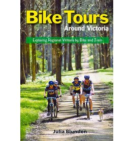 Open Spaces Publishing Bike Tours Around Victoria - Blunden