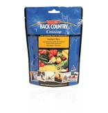 Back Country Cuisine Back Country Instant Rice