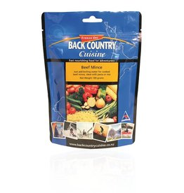Back Country Cuisine Back Country Beef Mince   160GM