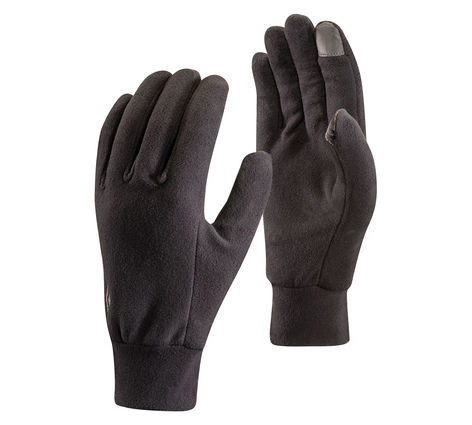 Black Diamond Black Diamond Lightweight Polartec Gloves
