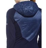 Icebreaker Icebreaker Women's Ellipse LS Half Zip Hood