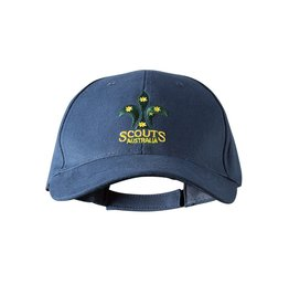 Scout Scout Peaked Cap, Navy, One Size