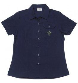 Scout Leader Wmns Button Shirt