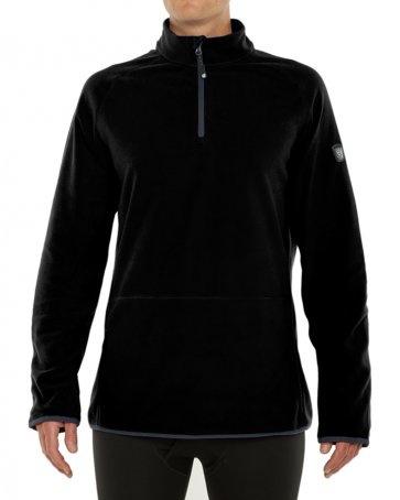 Vigilante Vigilante Mens Regulator 1/4 Zip Fleece