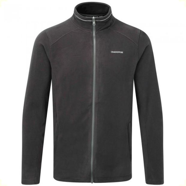 Craghoppers Craghoppers Mens Kiwi Interactive Fleece Jacket