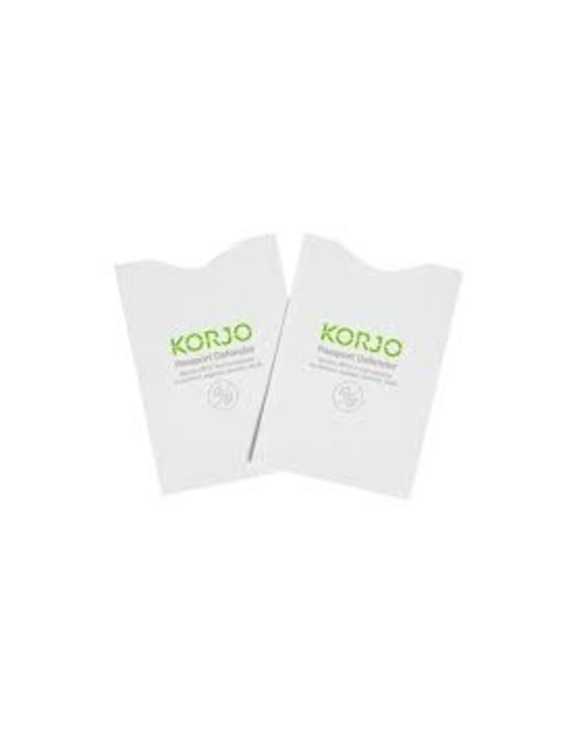 Korjo Korjo Passport Defender 2pk