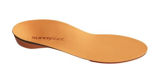 Superfeet Superfeet Orange Insole