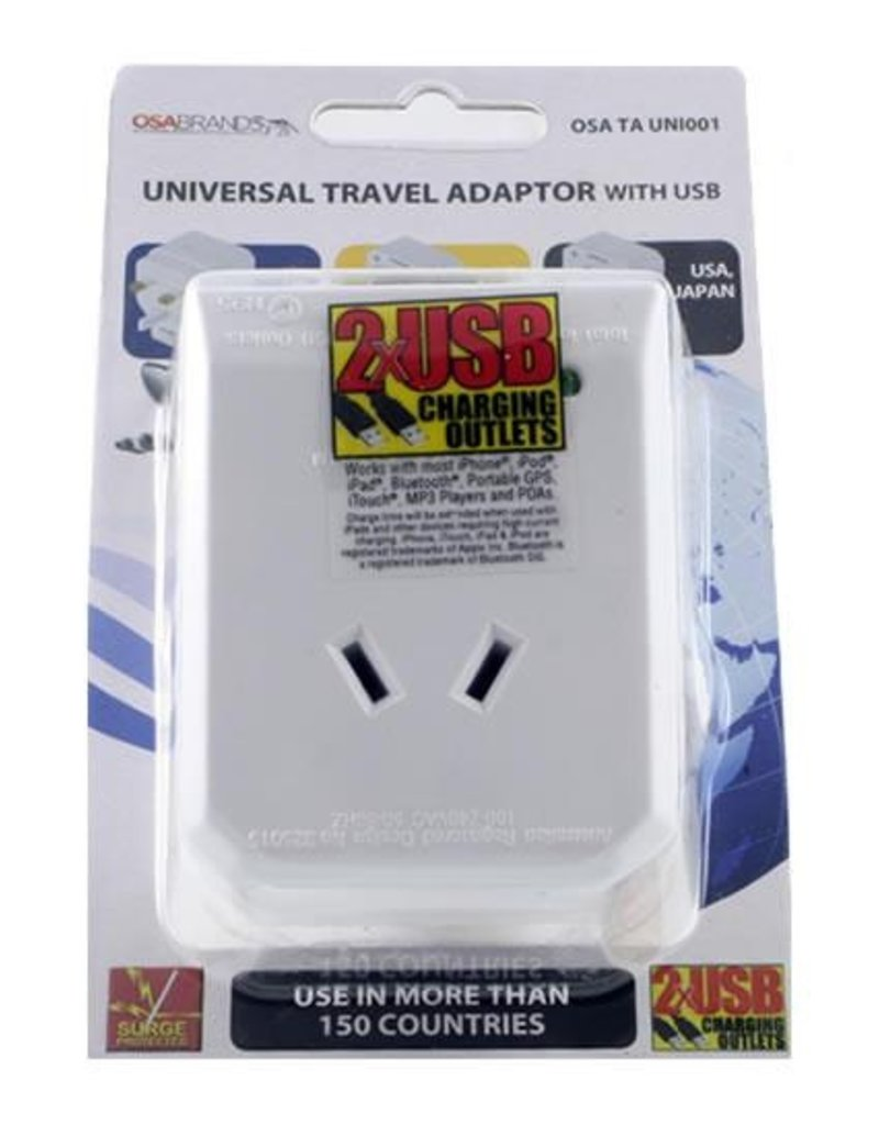 OSA Universal Travel Adaptor