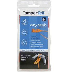 Tampertells Easy Seals Standard 20pk