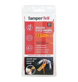 Tampertells Deluxe Easy Seals 20pk
