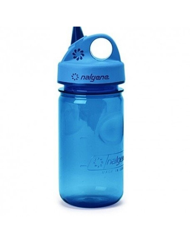 Nalgene Nalgene Kids Grip N Gulp Bottle 375ml