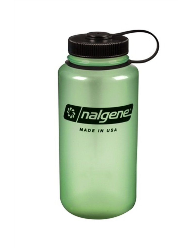 Nalgene Nalgene Wide Mouth Tritan Bottle 1L
