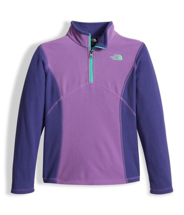 The North Face The North Face Girls' Glacier 1/4 Zip