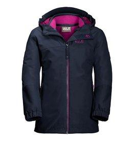 Jack Wolfskin Jack Wolfskin Girls Iceland 3IN1 Jacket