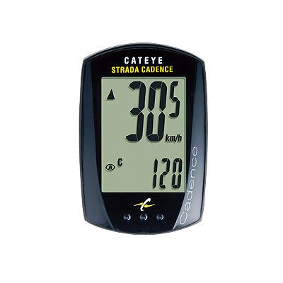 CATEYE Cyclometre Cateye Strada cadence