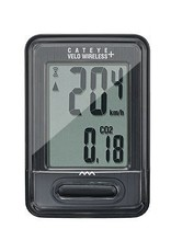 CATEYE Cyclometre Cateye Velo wireless noir