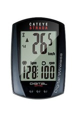CATEYE Cyclometre Cateye Strada wireless+cadence+heart