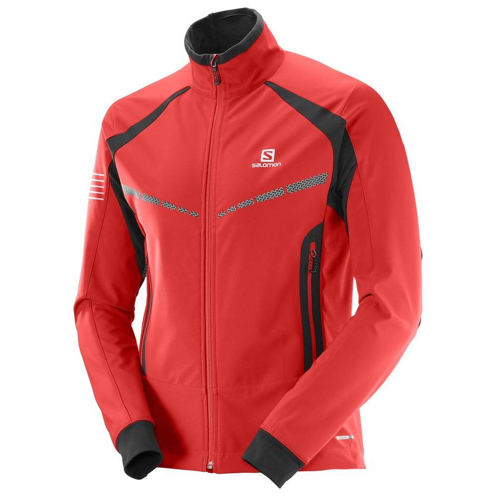 SALOMON Manteau Salomon H RS Warm