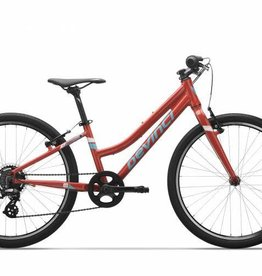 DEVINCI Devinci Azkhaban XP girl '18 rouge/bleu