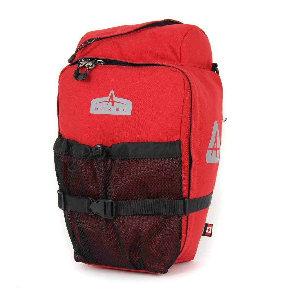 Sacoches Arkel T-28 rouge