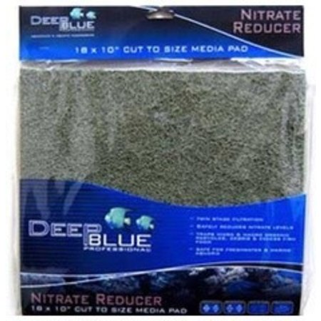 Deep Blue Nitrate Reducer Pad