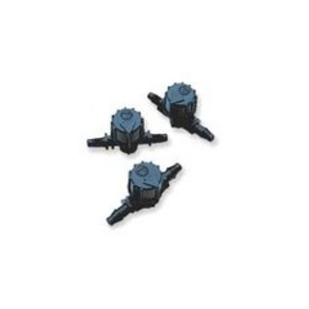 Two Little Fishies Micro ball Valve 6pk Barb