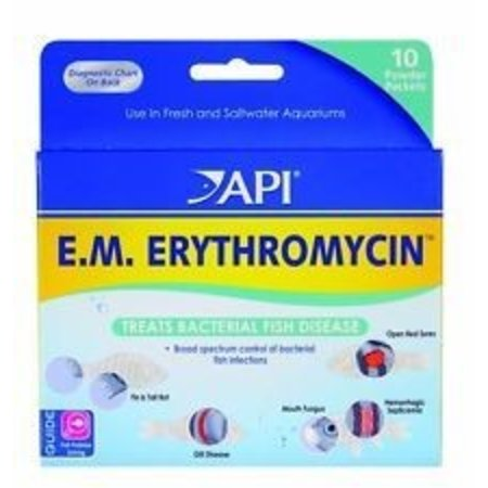EM ERYTHROMYCIN POWDER PACKETS (10)