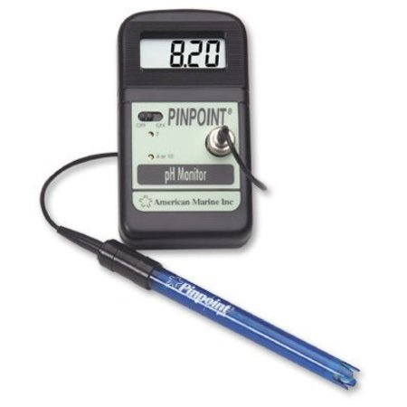 Pinpoint PH Meter w/Probe