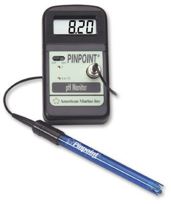 Pinpoint PH Meter w/Probe