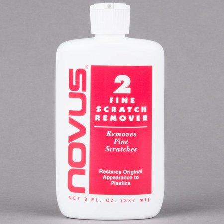 Novus 2 8oz (Fine Scratch Remover)