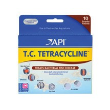 API API T.C. Tetracycline Powder Packs (10)