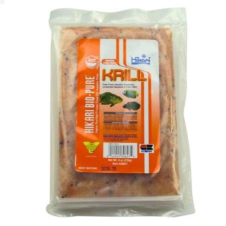 Hikari krill 4oz flat
