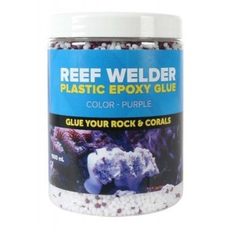 Aquamaxx Reef Welder Plastic Epoxy Glue - Purple