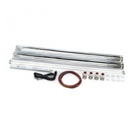 "LET - T5HO Lighting  48 ""  2 x 54W Retrofit Kit"