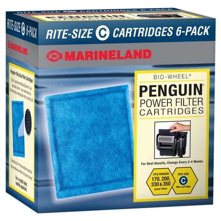 Marineland Rite Size Cartridge C 6pk