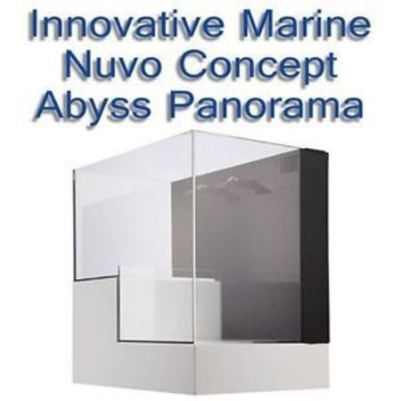 Innovative Marine Nuvo Concept 20g Abyss Panorama Aquarium