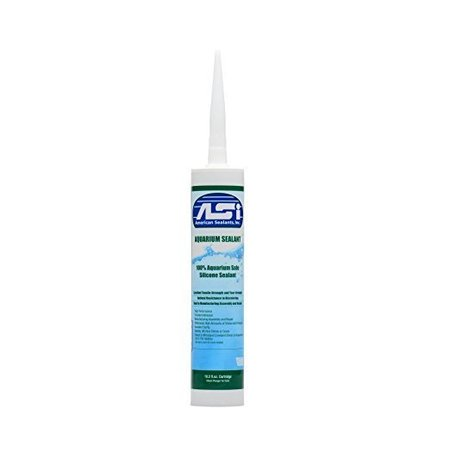 Aquarium Silicone Sealant - Clear