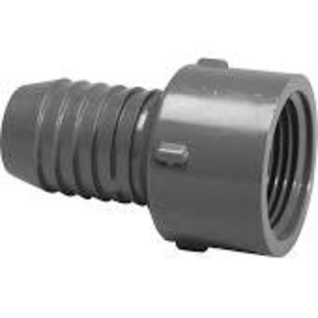 "3/4"" Hose Barb - 3/4"" Thread Female"