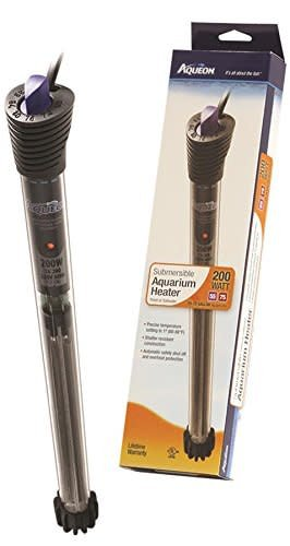 Aqueon Submersible Heater 200w