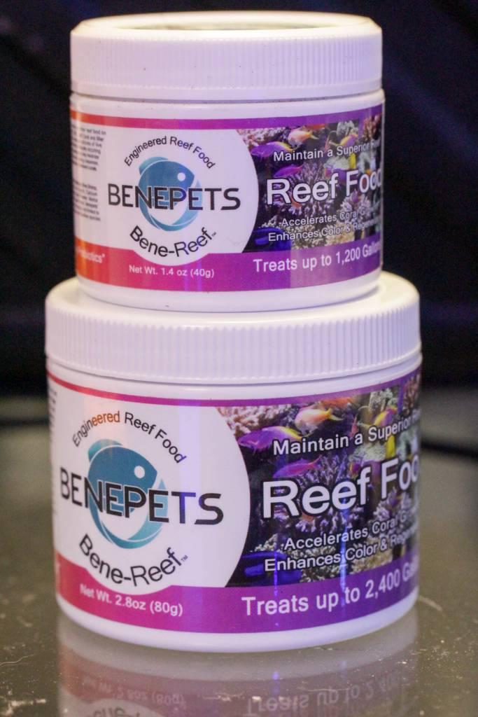 Bene-Reef Coral Food 80g 2.8oz