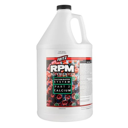 Fritz RPM Calcium 1 Gallon