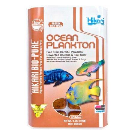 Hikari Oceab Plankton 3.5oz Cube