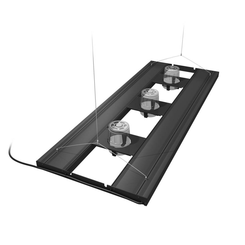 "Aquaticlife 48"" T5HO Hybrid 4-Lamp Mounting System"